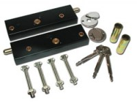 Garage Door Locks and Bolts