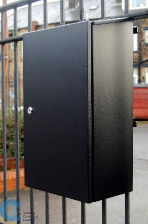G2 Gate And Railing Secure Post Box Www Locktrader Co Uk