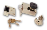 Cylinder Deadbolts and Rollerbolts