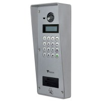 Entry Panels for Access Control Systems