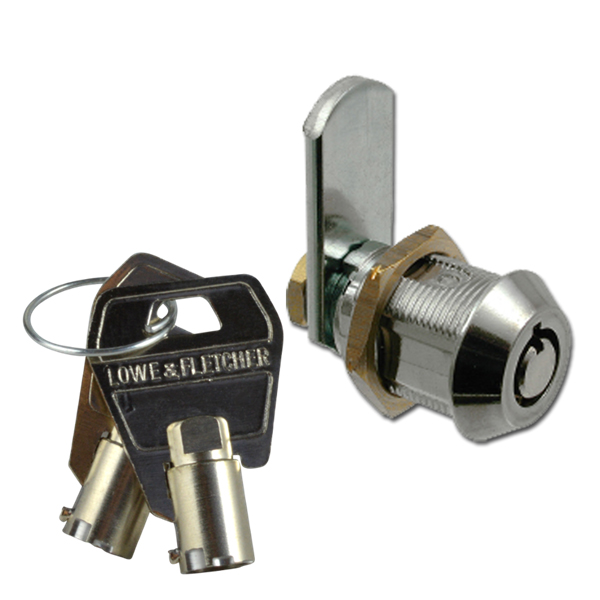 Lowe and fletcher tubular key cam locks locktrader