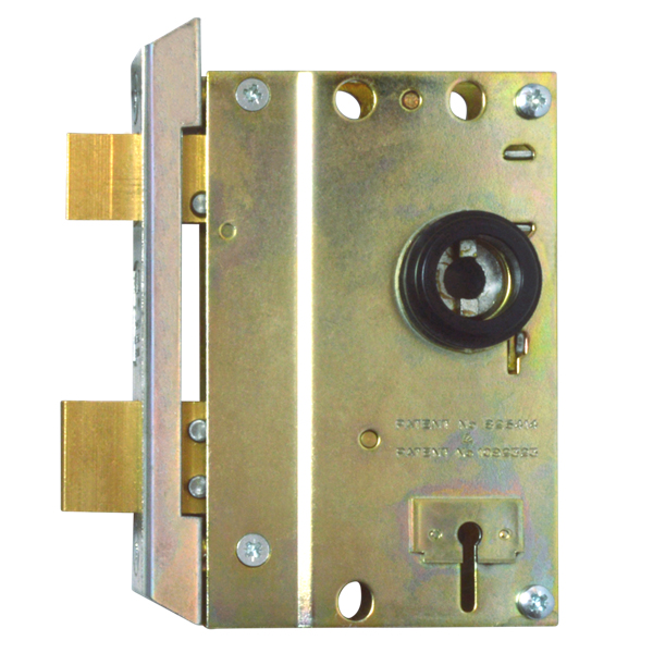 Union 22511 4 Lever Panel Lock For Casement Doors And Steel Gates