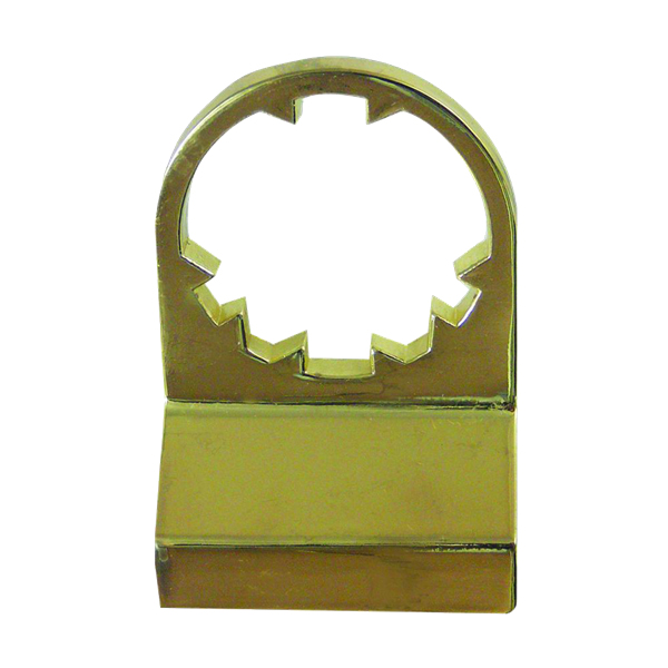 Union-Chubb 4LP Cylinder Pull for Nightlatches Brass