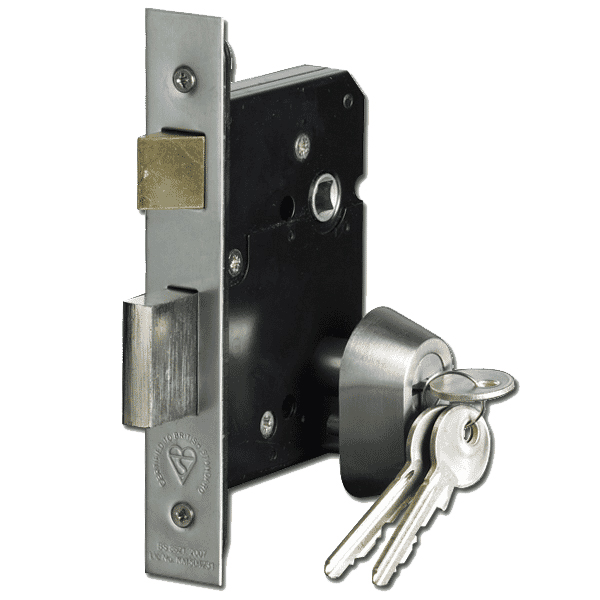 how to open a jammed mortice lock