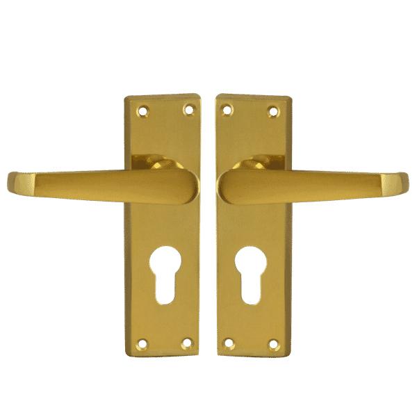 Asec Victorian Door Furniture Lever Straight Handle Www