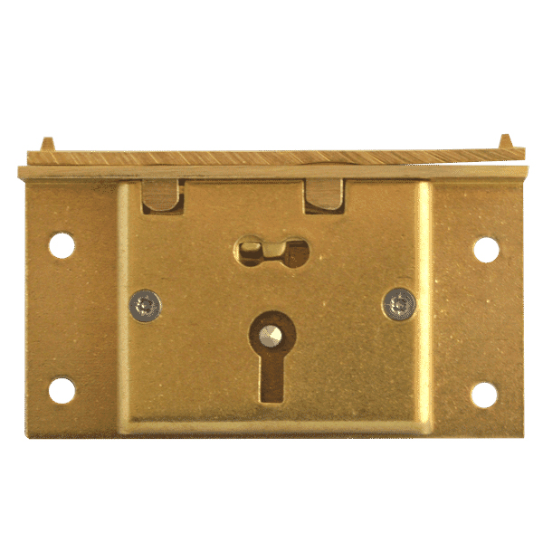 Asec 48 4 Lever Box Lock In Brass Www Locktrader Co Uk