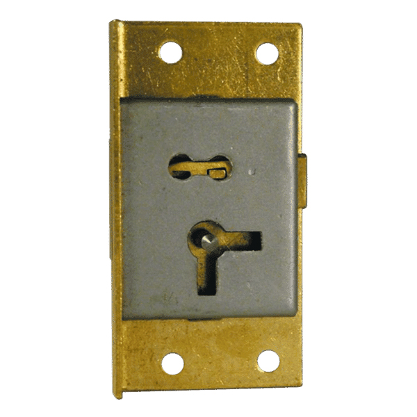 Asec 20 - 1 Lever Cupboard Lock 64mm Right Hand
