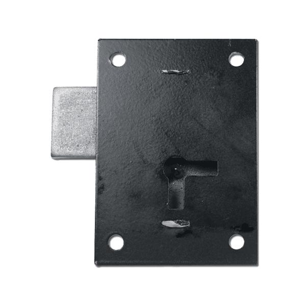 Asec 155 1 Lever Straight Cupboard Lock In Black Www
