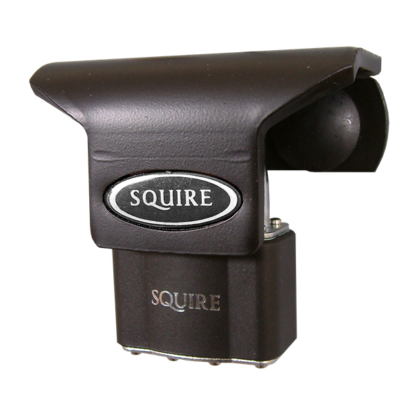 Squire LB2 Closed Shackle High Security Hasp and Staple Left Hand