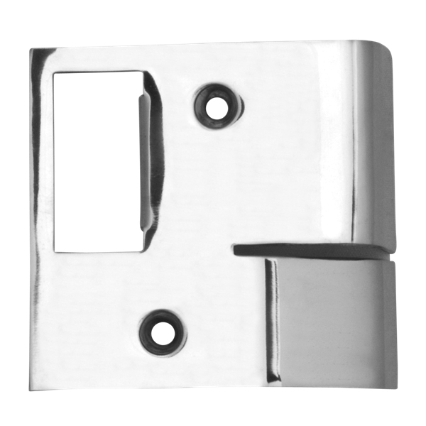 Ingersoll RA71 20B Staple for outward opening doors - Chrome