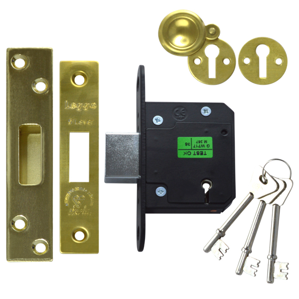 Legge 5641 And 5761 British Standard Deadlock Bs3621 2007