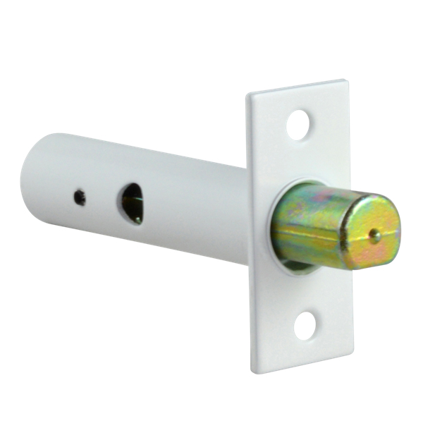 Yale PM444 Door Security Bolt 1 Bolt 1 Key White