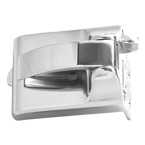 Ingersoll RA73 Cylinder Deadbolt Case Only Polished Chrome