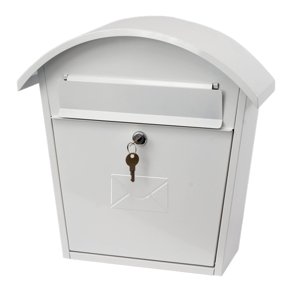 G2 Humber Post Box / Mail Box White