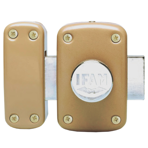 IFAM B5 Rim Deadlock with Thumb Turn