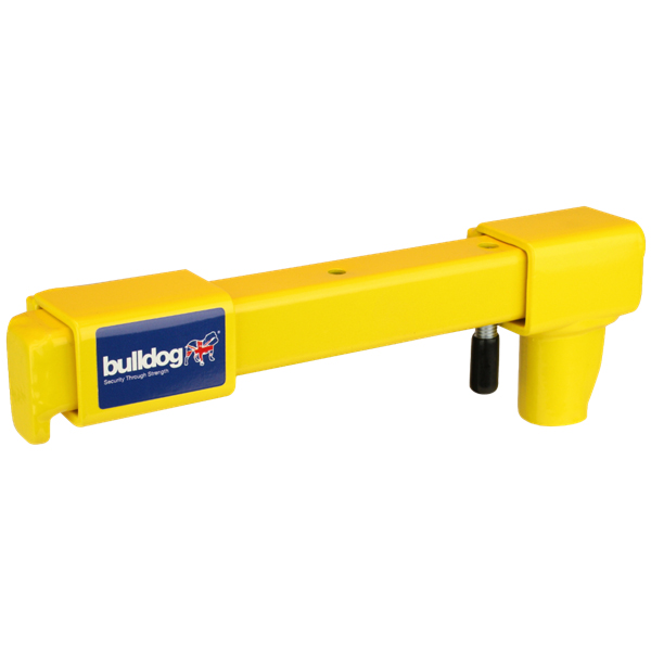 Bulldog VA101 Rear Van Door Lock - Yellow