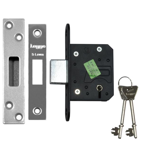 Legge 1645 5 Lever Dead Lock Www Locktrader Co Uk