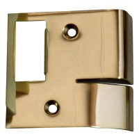 Ingersoll RA71 20B Staple for outward opening doors - Brass