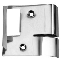 Ingersoll RA71 20B Staple for outward opening doors - Satin Chrome