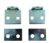 CISA 06300-18 Padlock Hasp Hole Diameter 18mm