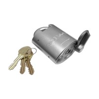 Ingersoll 700 Series Cylinder Padlock CS700 Closed Shackle