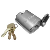 Ingersoll 700 Series Cylinder Padlock CS712 Close Shackle