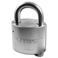 Ingersoll 700 Series Cylinder Padlock OS711 Open Shackle