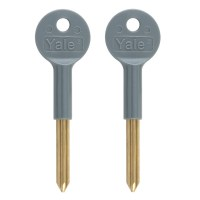 Yale-Chubb Window Key for 8001 - 8002 - 8004 - 8006 and PM444 Pair