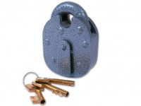 ERA 212-41 Big Six 6 Lever Padlock