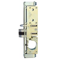 Adams Rite 4710-300 Screw in Cylinder Deadlatch for Metal Doors 28mm
