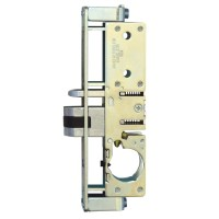 Adams Rite 4710-400 Screw in Cylinder Deadlatch for Metal Doors 38mm