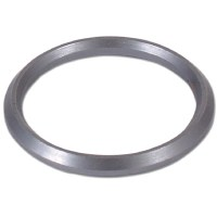 Adams Rite 4056-3 Trim Ring for Screw in Cylinders Satin Chrome 3mm