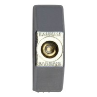 Banham W115 Dome Screw Lock Chrome
