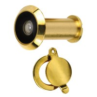 ERA 786-32 Door Viewer Polished Brass