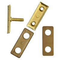 ERA 820-32 Locking Window Staylock Electro Brass