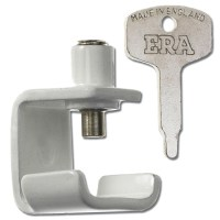 ERA 825-12 Transom Window Lock White