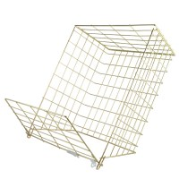 Harvey 62M Letter Cage Medium Electro Brass