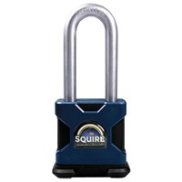 Squire 37/2.5 Laminated Padlock 44mm Long Shackle