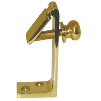 Samuel Heath P4945 Counter Flap Catch Polished Brass