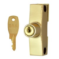 ERA 802-32 Cut Key Snaplock Electro Brass 1 Lock 1 Key