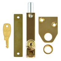 ERA 806-32 Universal Press Bolt Cut Key Electro Brass