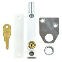 ERA 806-12 Universal Press Bolt Cut Key White