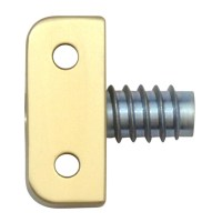 Bramah Rola R2/01 Casement Window Catch Brass