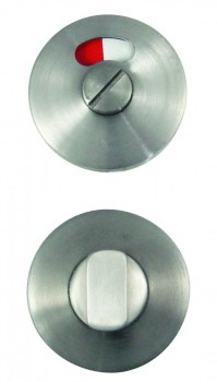 Asec Indicator Set for Bathroom Doors 10mm