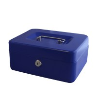 Asec AS6 6' Cash Box in Blue