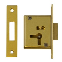 Asec 15 - 4 Lever Cupboard Lock 50mm Right Hand