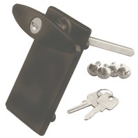 Garador Garage T Handle Black