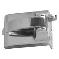 Ingersoll RA73 Cylinder Deadbolt Case Only Satin Chrome