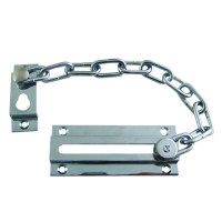 Hiatt Door Chain Chrome Plated