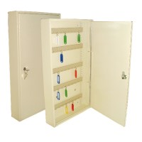Decayeux 486 Key Cabinet Cream 45 Keys